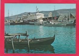 Modern Post Card Of Tvøroyri, Suðuroyar, Faroe Islands.A52. - Färöer
