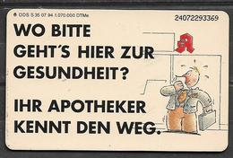USED CHIP PHONECARD GERMANY - Germany