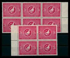 SBZ 1949 10x Nr 233 Postfrisch (205149) - Sowjetische Zone (SBZ)