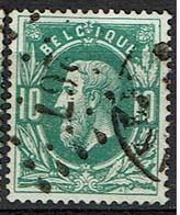 30  Obl  LP 267 Nedebraekel  + 15 - 1869-1883 Leopold II.