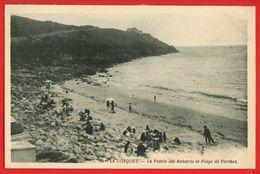 01433 - FINISTERE - LE CONQUET - La Pointe Des Renards Et Plage De Portez - Le Conquet