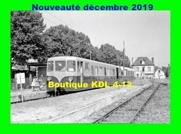 AL 625 - Autorail Verney En Gare - SALBRIS - Loir Et Cher - BA - Trains