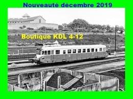 AL 626 - Autorail Renault VH Au Dépôt - BOURGES - Cher - SNCF - Trains