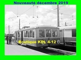 AL 627 - Autorail FNC N° X 8013 En Gare - TOURS - Indre Et Loire - CFD - SNCF - Eisenbahnen