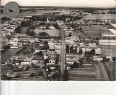 65 - Carte Postale Semi Moderne Dentelée De  LALOUBERE  Vue Aérienne - Andere Gemeenten