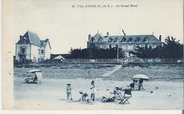 VAL ANDRE - PLENEUF VAL ANDRE. CP Le Grand Hôtel - Pléneuf-Val-André