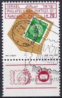 ISRAEL 1991 Mi-Nr. 1203 O Used - Aus Abo - Usados (con Tab)