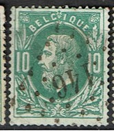30  Obl  LP 146  Gerpinne  + 12 - 1869-1883 Leopold II.