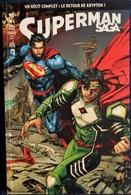 SUPERMAN SAGA - Hors Série - 1 - Urban Comics - ( Août 2014 ) . - Superman