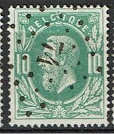 30  Obl  LP 74  Celles + 15 - 1869-1883 Léopold II