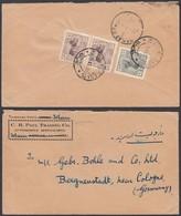 IRAN LETTRE DE TEHERAN 1933 VERS COLOGNE (DD) DC-6360 - Iran