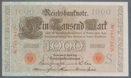 P44 Ro 45c DEU-40c  7 Chifres N°7447342L *** UNC *** Lettre  S  1000 Mark 1910 - [ 2] 1871-1918 : German Empire