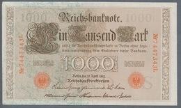 P44 Ro 45c DEU-40c  7 Chifres N°7447343L *** UNC *** Lettre  S  1000 Mark 1910 - [ 2] 1871-1918 : German Empire