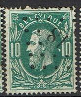 30  Obl  LP 18  Assesse + 20 - 1869-1883 Léopold II