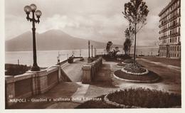 Cartolina - Postcard / Non  Viaggiata - Unsent /  Napoli, Scalinata Della Litoranea. - Napoli (Naples)