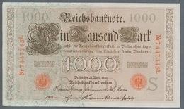 P44 Ro 45c DEU-40c  7 Chifres N°7447345L *** UNC *** Lettre  S  1000 Mark 1910 - [ 2] 1871-1918 : German Empire