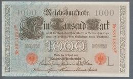 P44 Ro 45c DEU-40c  7 Chifres N°8814885 *** UNC *** Lettre  L  1000 Mark 1910 - [ 2] 1871-1918 : German Empire