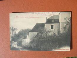 Cpa 9x14 V DD Gintrac Carrefour Du Grand Moulin Route De Carennac Bon Etat - Unclassified