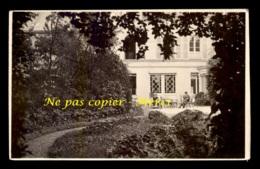 28 - EPERNON - VOIR CORRESPONDANCE ET CACHET - CARTE PHOTO ORIGINALE - Epernon