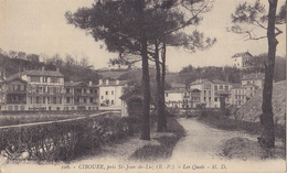 CIBOURE  Les Quais - Ciboure