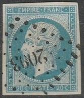 PETITS CHIFFRES - SARTHE - MONTFORT LE ROTROU - PC 2093 - 1849-1876: Période Classique
