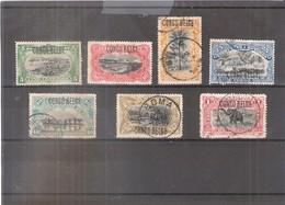 Congo Belge - 40/41 X/MH + 42/46 - Obl/gest/used (à Voir) - Congo Belge