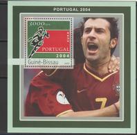 Guinée Bissau 2004 Football Portugal 2004 BF 143 ** MNH - Guinea-Bissau