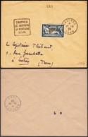 France- Lettre Yv123 De Et Vers Castres 13/10/1929  (RD192)DC5705 - 1900-27 Merson