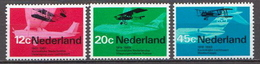 Netherlands MNH Set - Airplanes