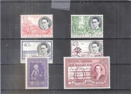 Ruanda-Urundi - 196/201 - XX/MNH - 2 Séries Complètes (à Voir) - Ruanda-Urundi