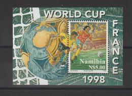 Namibie 1998 Football France 98 BF 50 ** MNH - Namibia (1990- ...)