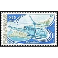 Timbre N° 93 Neuf ** - Aviation. Alouette II. - Terre Australi E Antartiche Francesi (TAAF)
