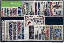 """FR Année Complète YT 1404 à 1434 """" 31 Timbres """" 1964 Neuf** - 1960-1969"""