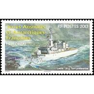 """Timbre N° 660 Neuf ** - La Frégate """"Le Floréal"""" En Mer. - Terres Australes Et Antarctiques Françaises (TAAF)"""