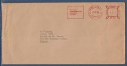 = Enveloppe Avec Oblitération Mécanique Irlande -Eire- Clanna 17.IV.80 - 1949-... Republic Of Ireland
