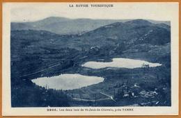 73 / SAINT-JEAN De CHEVELU - Les Deux Lacs (années 20-30) St - Francia