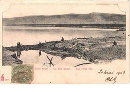 PS PALESTINE - BELEN - La Mer Morte - Dead Sea - Animée - Belle - Palestine