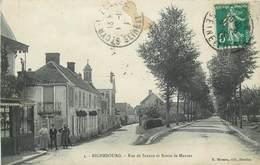 RICHEBOURG-rue De Sceaux Et Route De Mantes - France