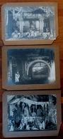 LOT De 3 Photos Début XXè - Photo BERT Bd Des Capucins à Paris (Jabourin Succ.) Photographie Pièce Théâtre - Fotos