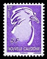 NOUV.-CALEDONIE 2007 - Yv. 993 **   Cote= 2,50 EUR - Cagou 5F Violet  ..Réf.NCE25605 - Nieuw-Caledonië
