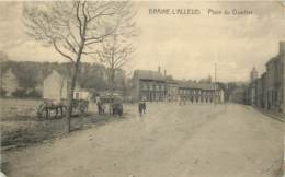 Belgique - Braine-L' Alleud - Place Du Quartier - Eigenbrakel