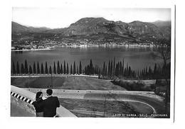 ITALIE----LAGO DI GARDA---LAC DE GARDA--SALO---panorama---voir 2 Scans - Altre Città