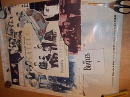 Beatles-affiche Antology 1 60 Cm. X 80 Cm. - Manifesti