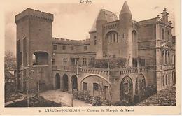 20 / 1 / 361. - L'ISLE -EN - JOURDAIN   ( 32 ) CHÂTEAU  DU  MARQUIS  DE  PANAT - Other Municipalities