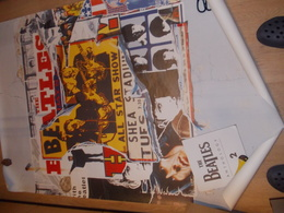 Beatles-affiche Antology 2-80 Cm.X120 Cm. - Manifesti