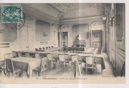 CPA-80-Somme- MONTDIDIER- Salle Du Conseil Municipal- - Montdidier