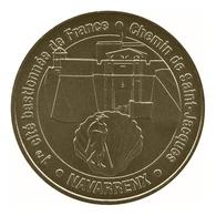 Monnaie De Paris , 2010 , Navarrenx , Chemin De Saint Jacques - Monnaie De Paris