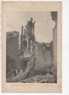 Gerbéviller (54) CARTE MONUMENTALE: L'église Vue à Travers D'autres Ruines (CAT 1583) - Gerbeviller