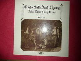 LP N°14569 - CROSBY, STILLS, NASH & YOUNG - DEJA VU - COMPILATION 12 TITRES ROCK FOLK COUNTRY - Rock
