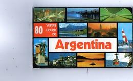 80 Vistas Color De ARGENTINA . - Otros